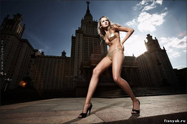Авторские работы Олега Титяева (тема: Гламур, часть 2) Безумно красивые фотографии...