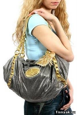 "Мода и стиль.   ""Женская сумочка и женский характер."