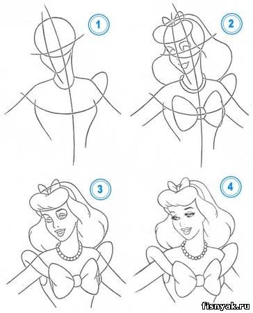 научиться рисовать людей - Практическая схемотехника.