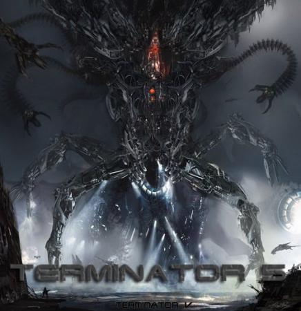 Terminator 5 (SALVATION)