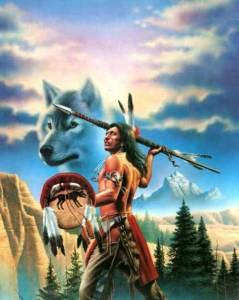 Гороскоп североамериканских индейцев.