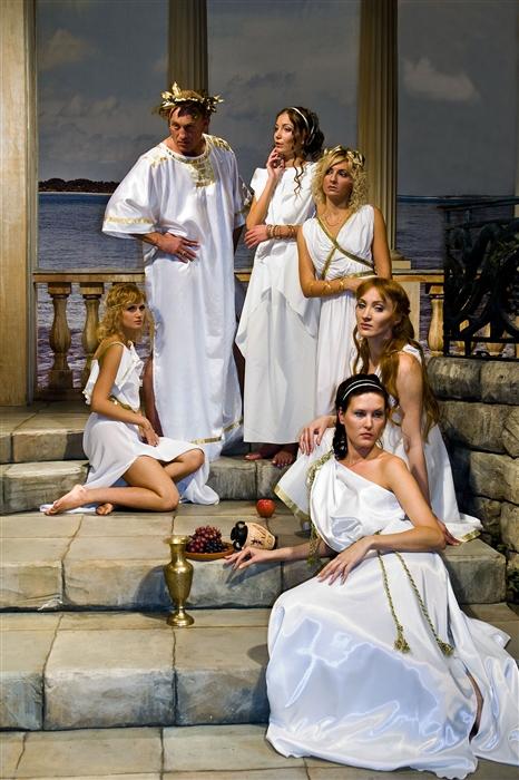 Картинки людей древней греции 9