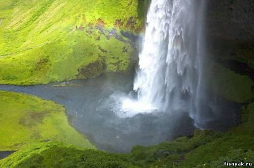 Исландия - страна природных контрастов_