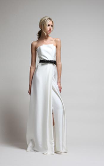 платье из цветного трикотажа