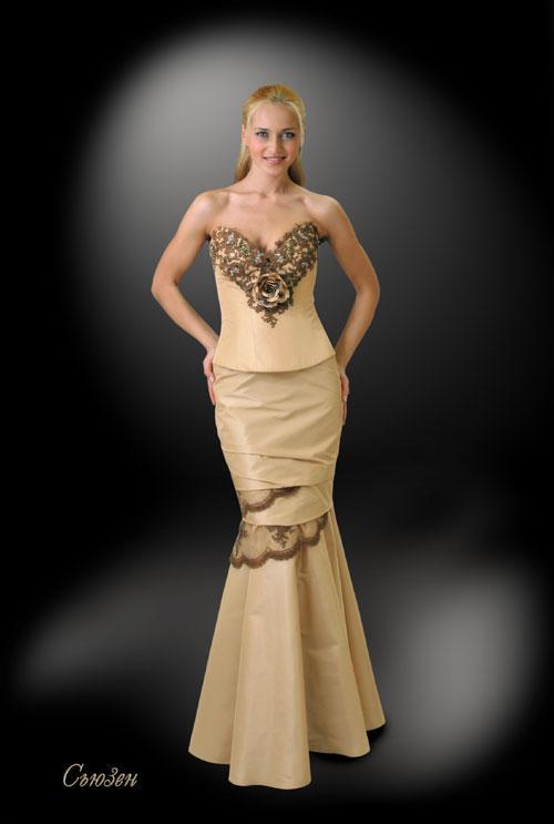 вечерние платья спб