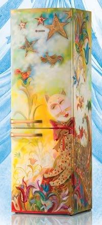 Прикольный дизайн холодильников!  (1)