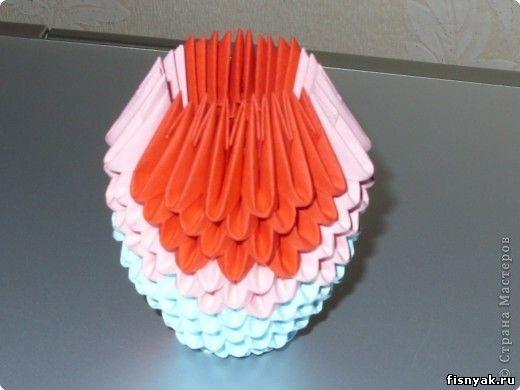 Модульное оригами.