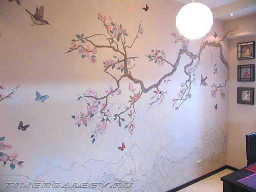 Современный интерьер все чаще пестрит разноцветными стенами.  Я решила сделать не большую подборку фотографий, где...